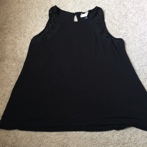 Universal Thread Tops - Black tank top